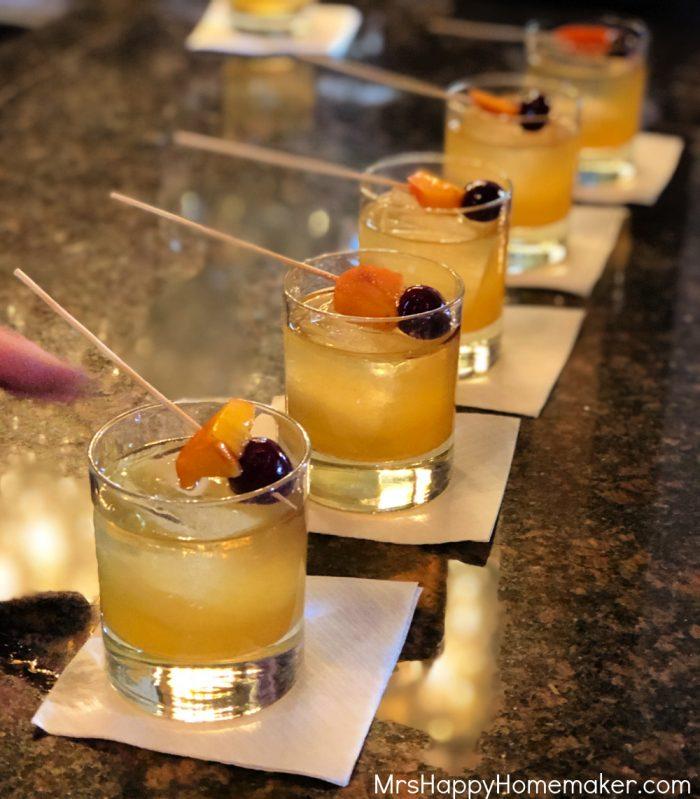 Taste Carolina Wilmington cocktails