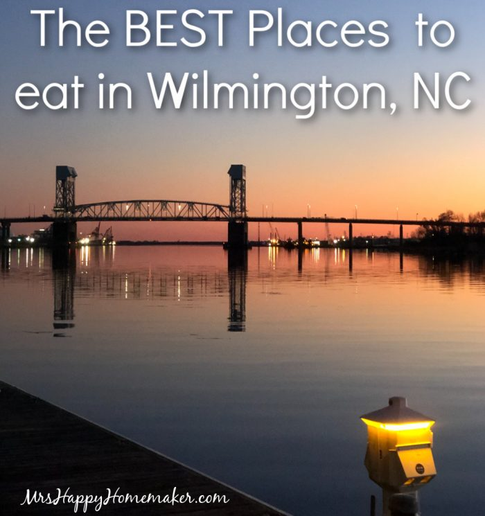 The best places to eat in wilmington