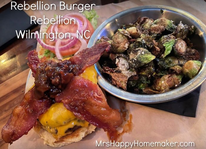 Rebellion burger