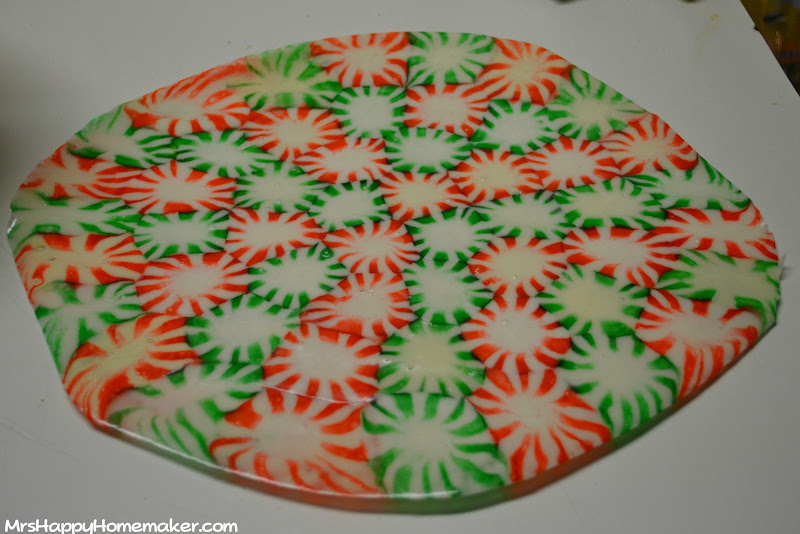 Christmas Bowls And Platters.Peppermint Candy Trays And Fluted Bowls Too Mrs Happy