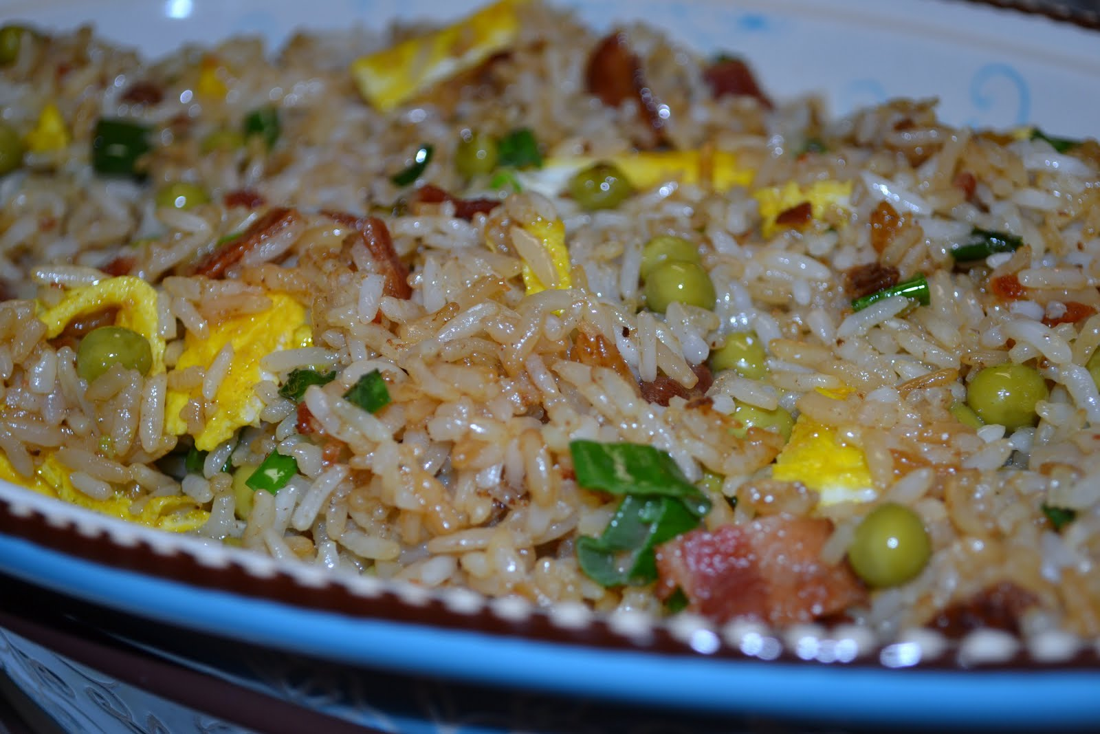 Homemade Chinese Food Part 3 Fried Rice Mrs Happy