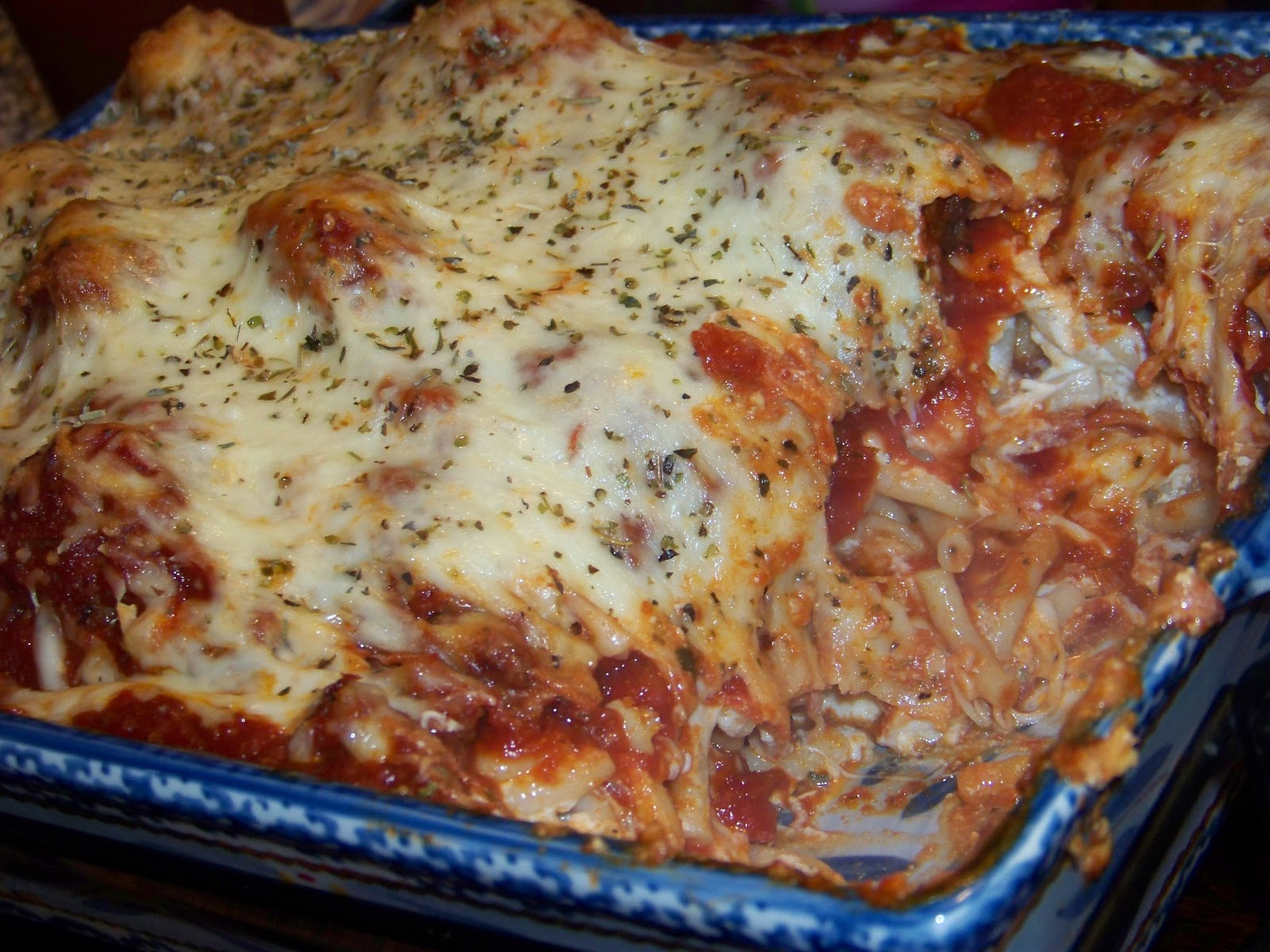 Meatballs For Patsy's Meatball Lasagna Recipe — Dishmaps