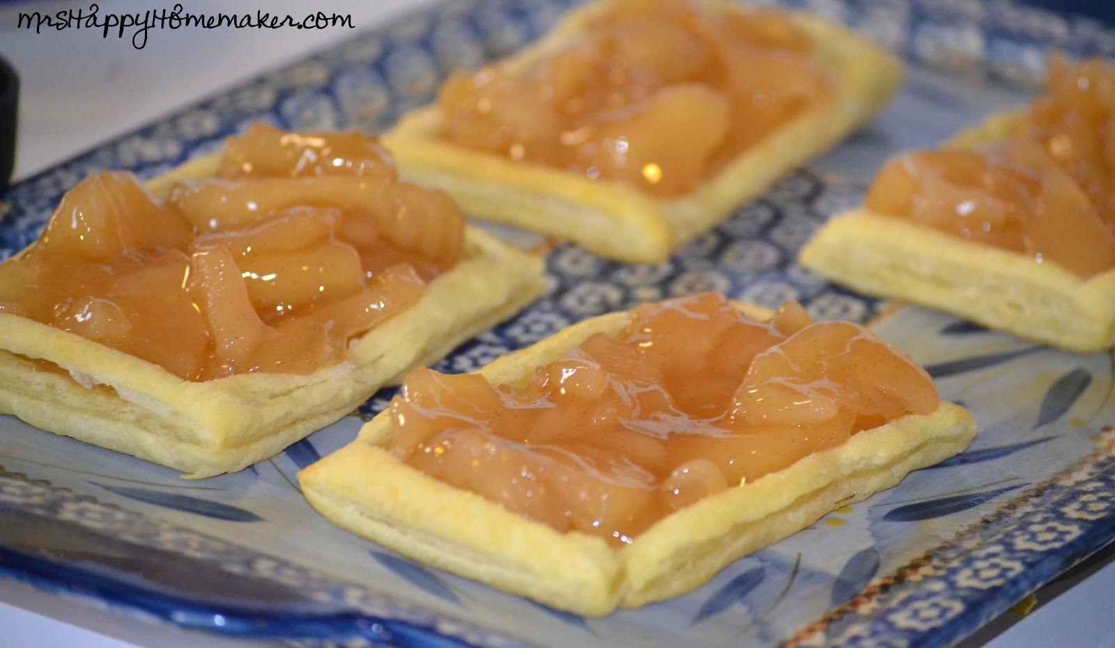 Gingerbread Toaster Pastries With Bourbon Pear Filling Recipe ...