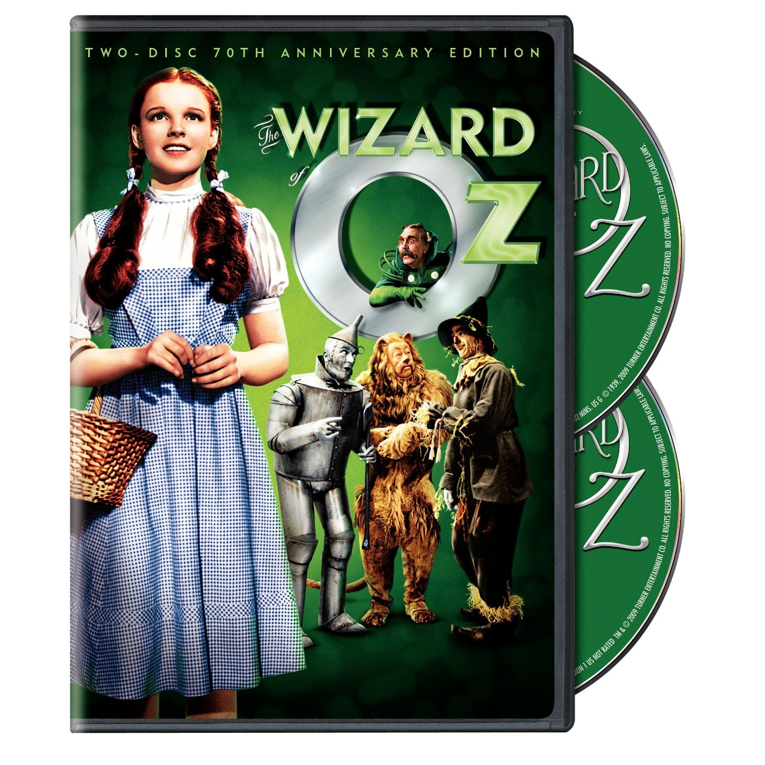 The Wizard of Oz – 2 Disc 70th Anniversary Edition – Only $5.49