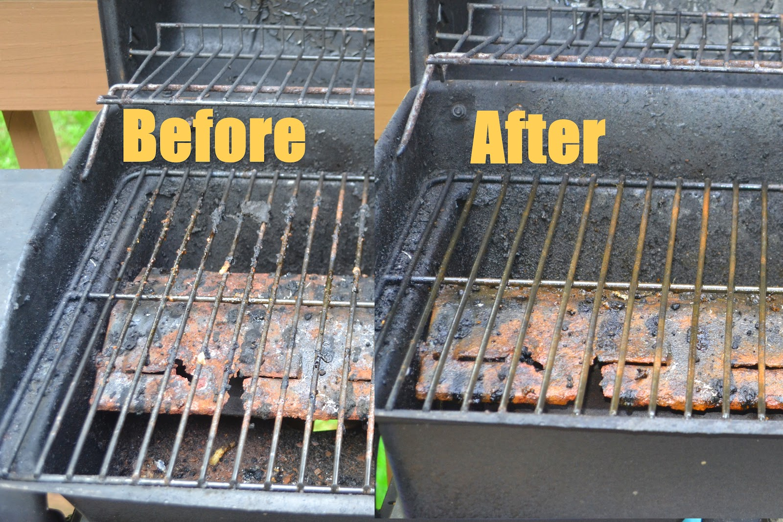 How To Clean Bbq Grill Grates Mycoffeepot Org