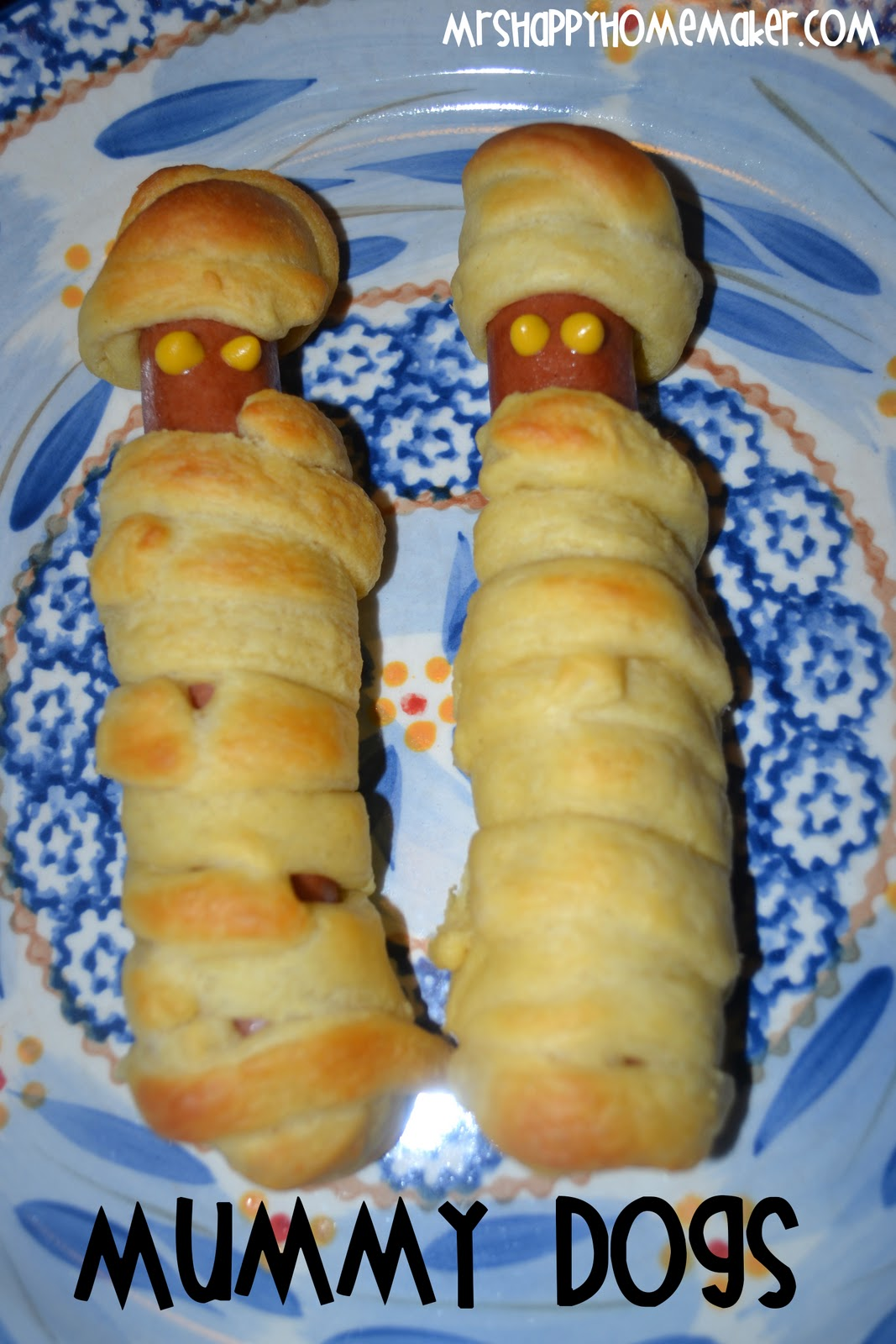 Pigs In A Blanket Crescent Rolls