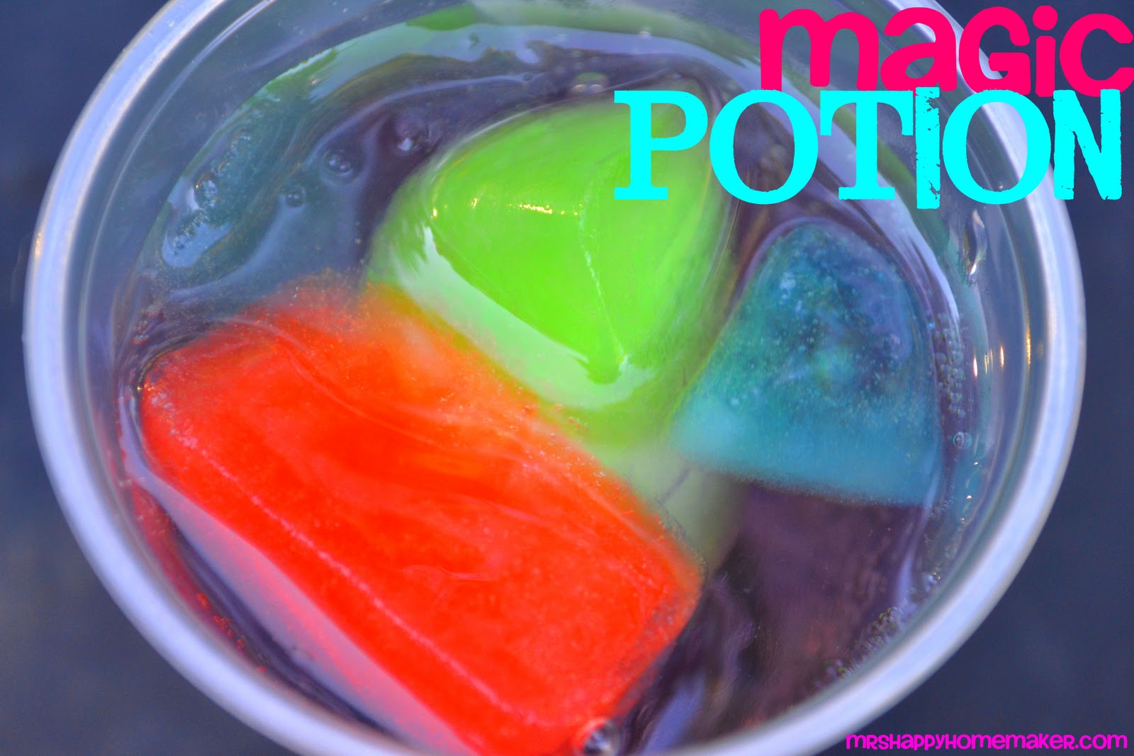 Magic Potion - Mrs Happy Homemaker