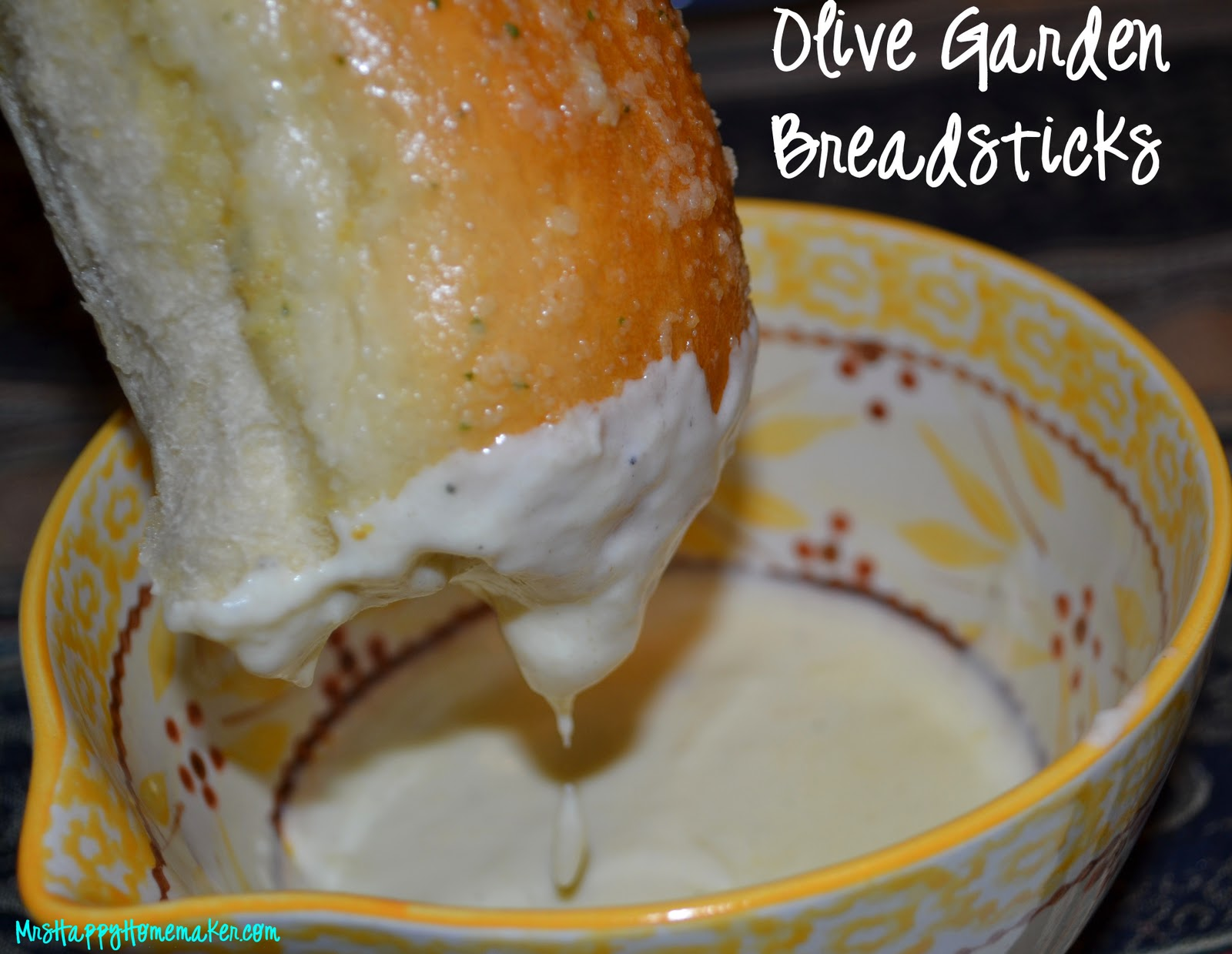 Some Of You Might Even Be More Excited About The Breadstick Recipe Than You  Are About The Alfredo. I Understand. Those Breadsticks Are Good!