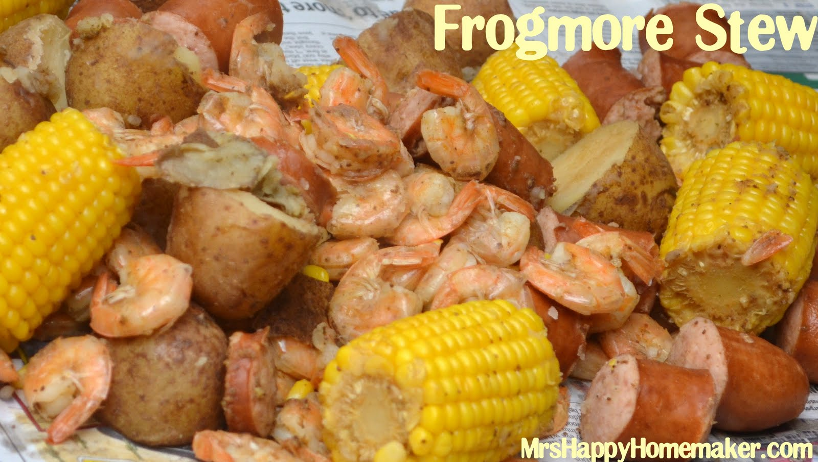 Frogmore Stew Recipe — Dishmaps