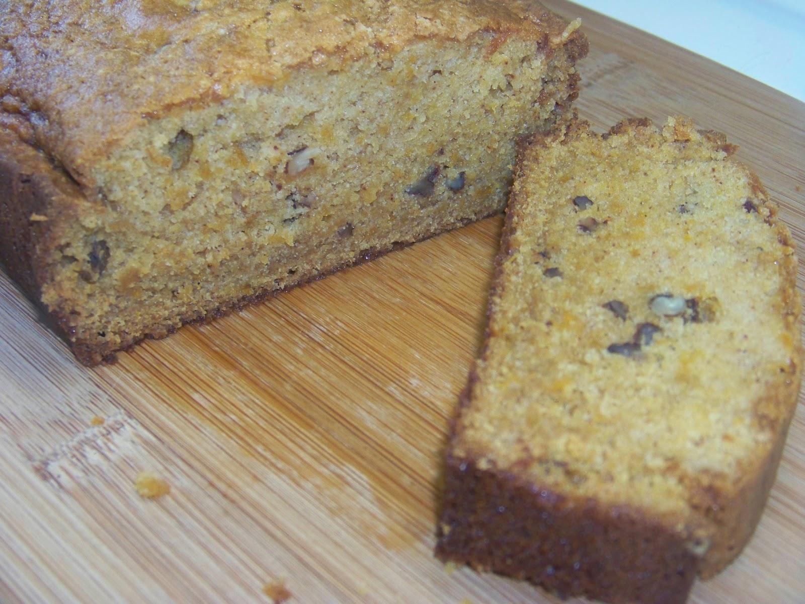 Sweet Potato Bread - Mrs Happy Homemaker