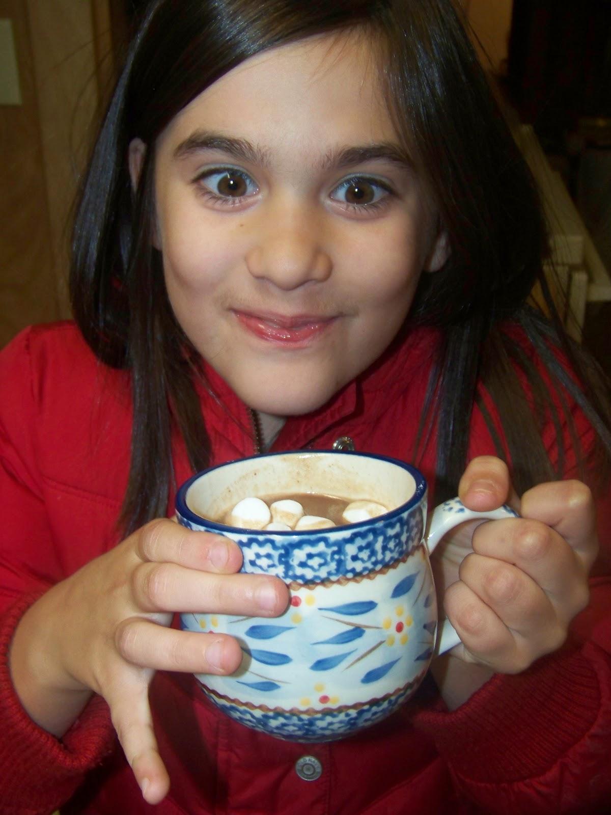 Creamy Crockpot Hot Cocoa – Mrs Happy Homemaker
