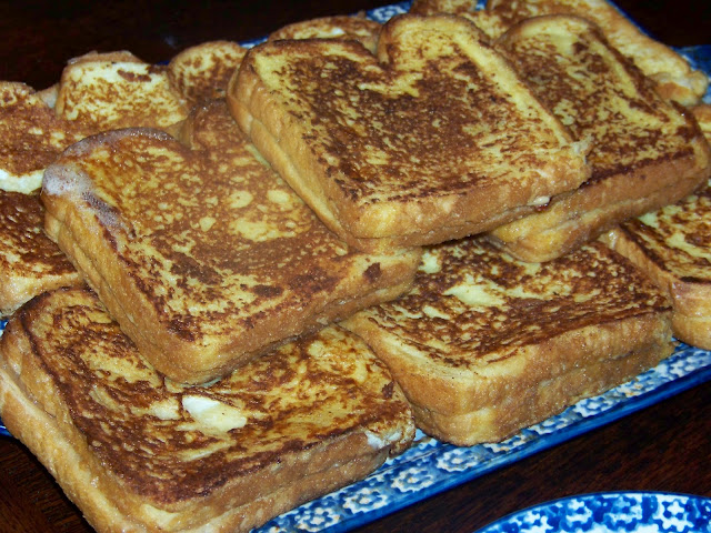 Bacon Stuffed French Toast