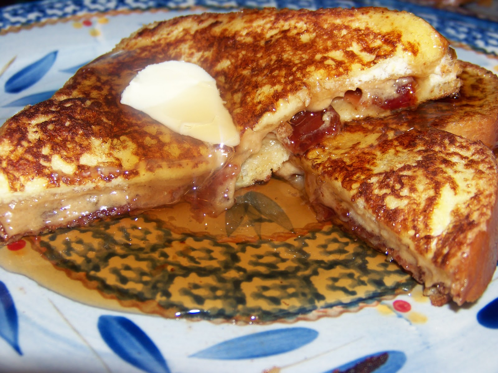 french toast bacon stuffed french toast stuffed french toast pecan ...